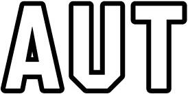AUT-logo-block-white